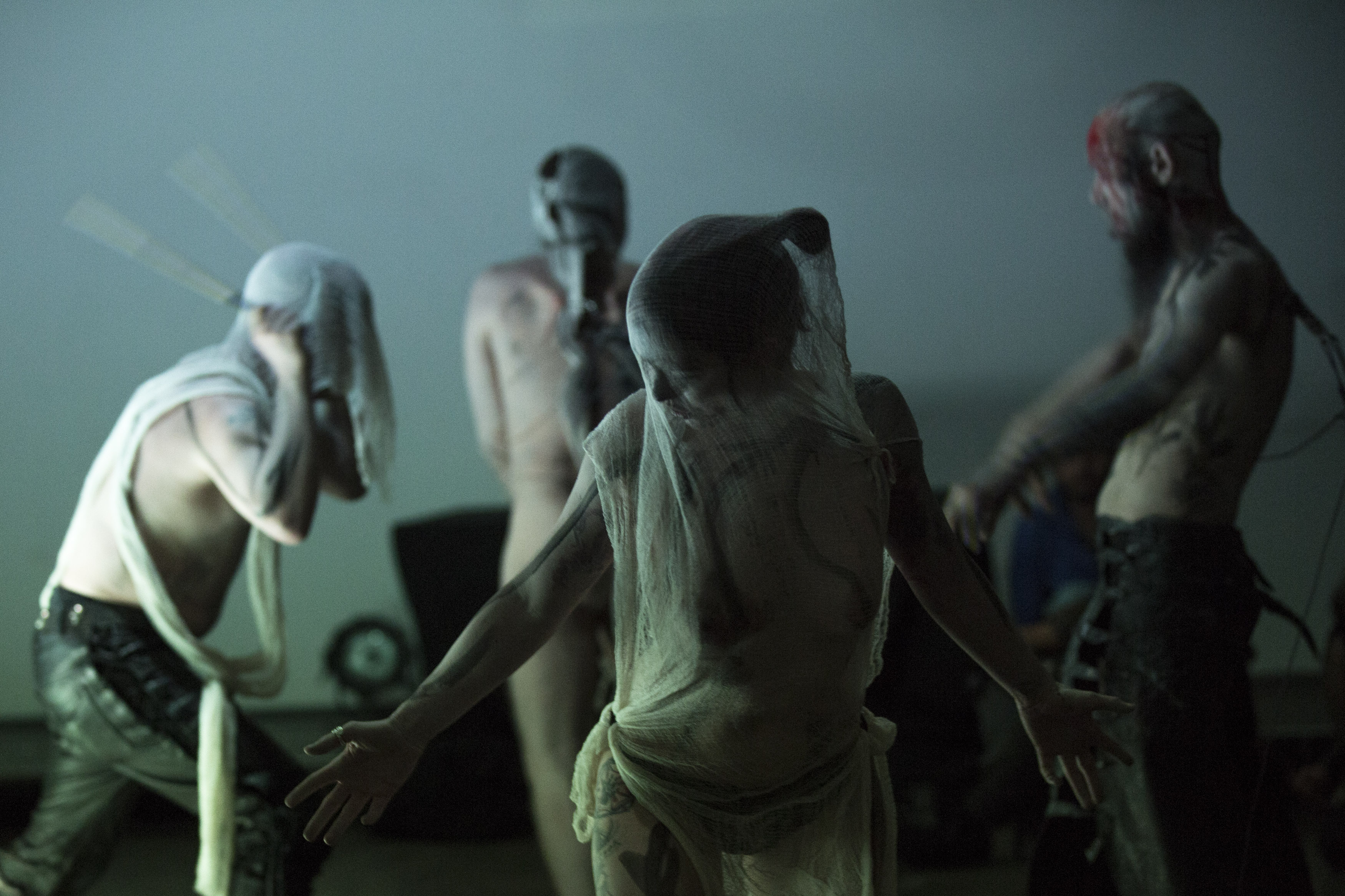 Body Art Ritual, Performance art, Aktionismus