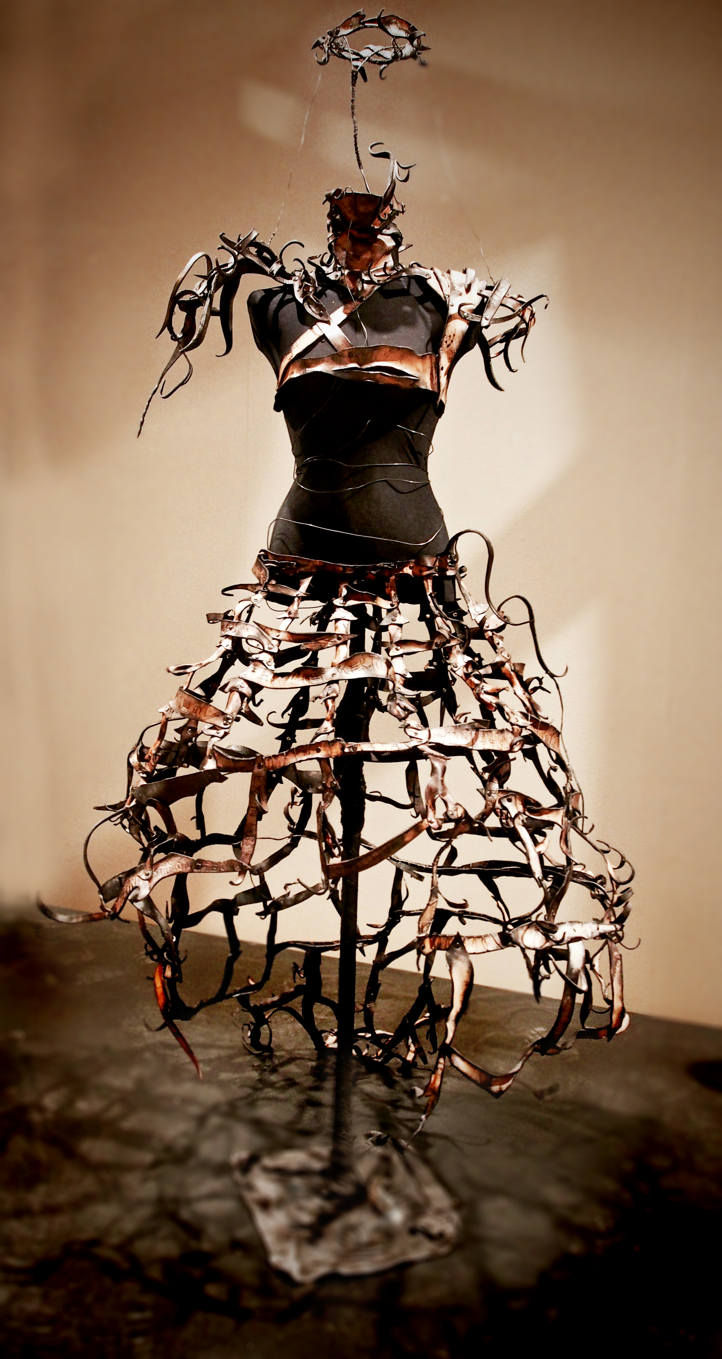 Gown, Wearable Art
