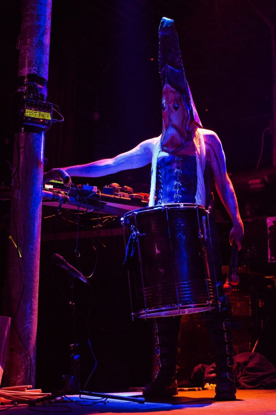 Performance Art, Experimental Music