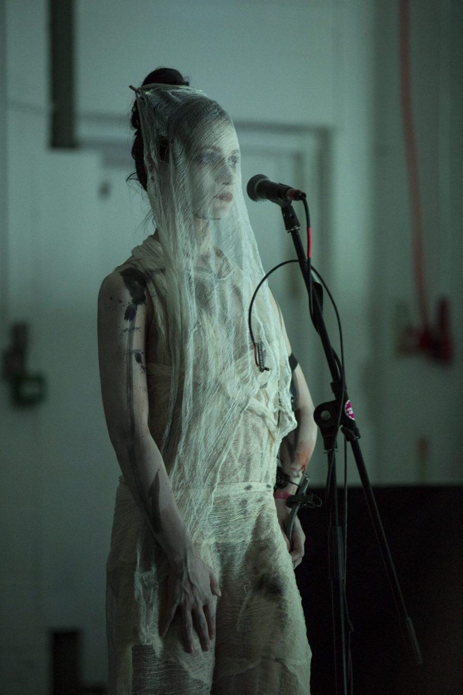 Body Art Ritual, Performance art, Aktionismus