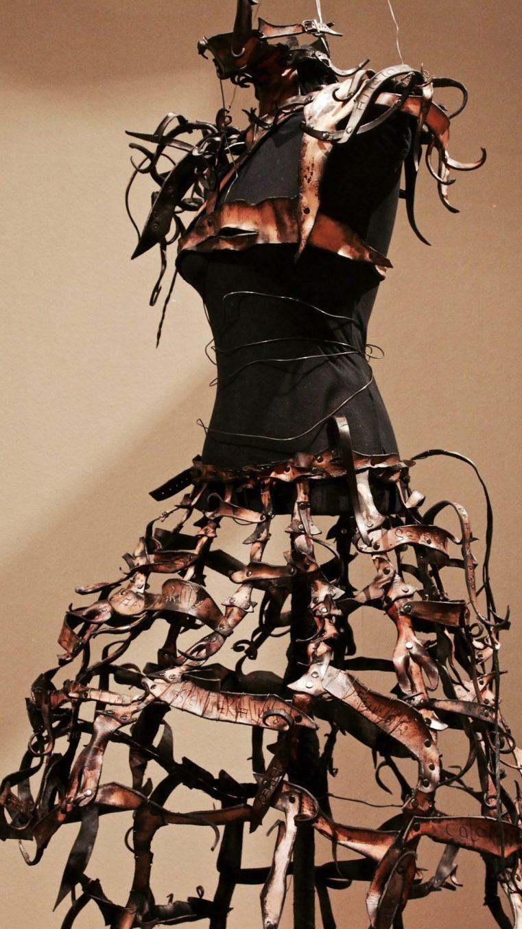 Gown, Wearable Art